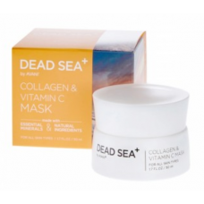 Dr. Sea Dead Sea Products Collagen & Vitamin C Mask - Коллагеновая маска для лица с витамином С, 50 мл