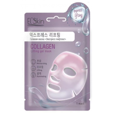 El´Skin Lifting Gel Mask Collagen – Гелевая маска для лица с коллагеном «Экспресс лифтинг», 23 гр.