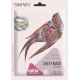 Shary Sheet Mask Lifting Bird´s Nest Omega-3-6 – Тканевая лифтинг-маска для лица с экстрактом ласточкиного гнезда и Омега-3-6, 25 гр.