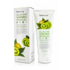 FarmStay All-In-One Whitening Peeling Gel Kiwi – Пилинг-гель для лица с экстрактом киви, 180 мл.